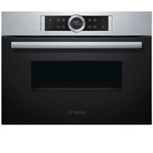 Picture of CMG633BS1B Stainless Steel Compact Oven With Microwave