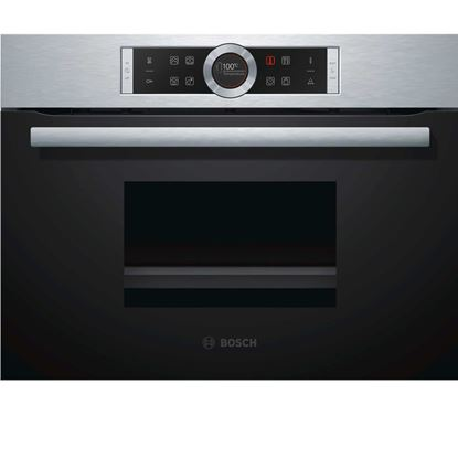 Picture of Bosch: CDG634BS1B Compact Steam Oven
