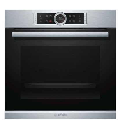 Picture of Bosch: HBG674BS1B Pyrolytic Single Oven
