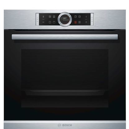 Picture of Bosch: HBG634BS1B Built-in Single Oven