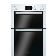 Picture of HBM13B221B White Built-in Double Oven