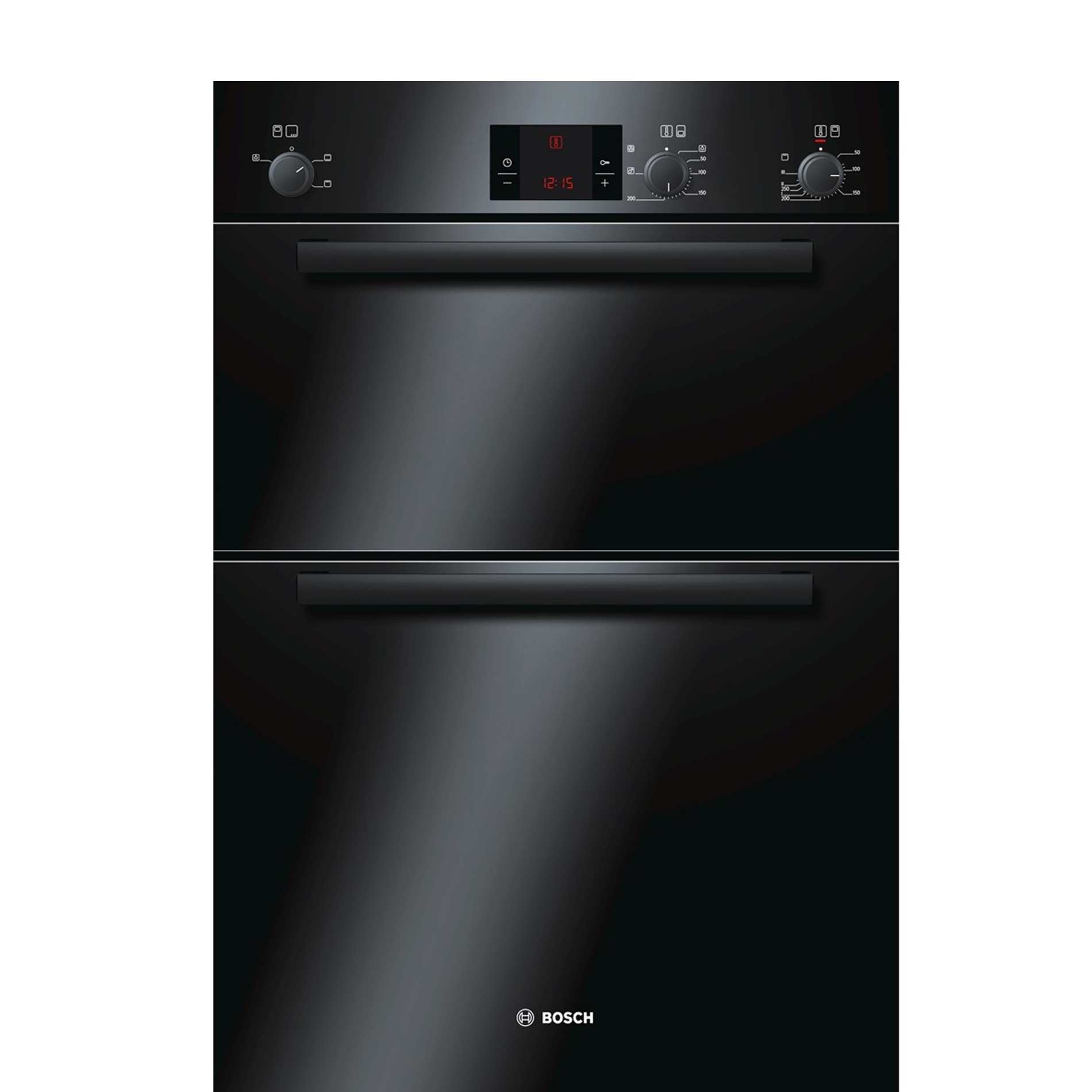 Picture of HBM13B261B Black Built-in Double Oven