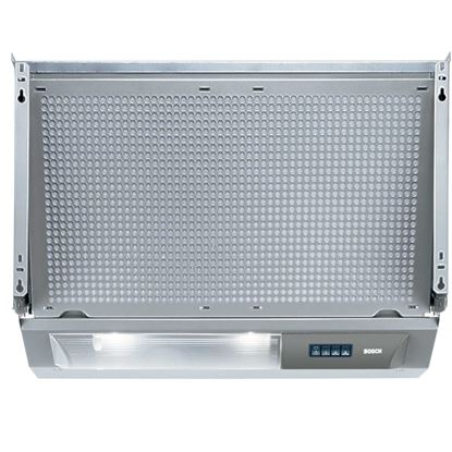 Picture of Bosch: DHE645MGB Metallic Grey Integrated Cooker Hood