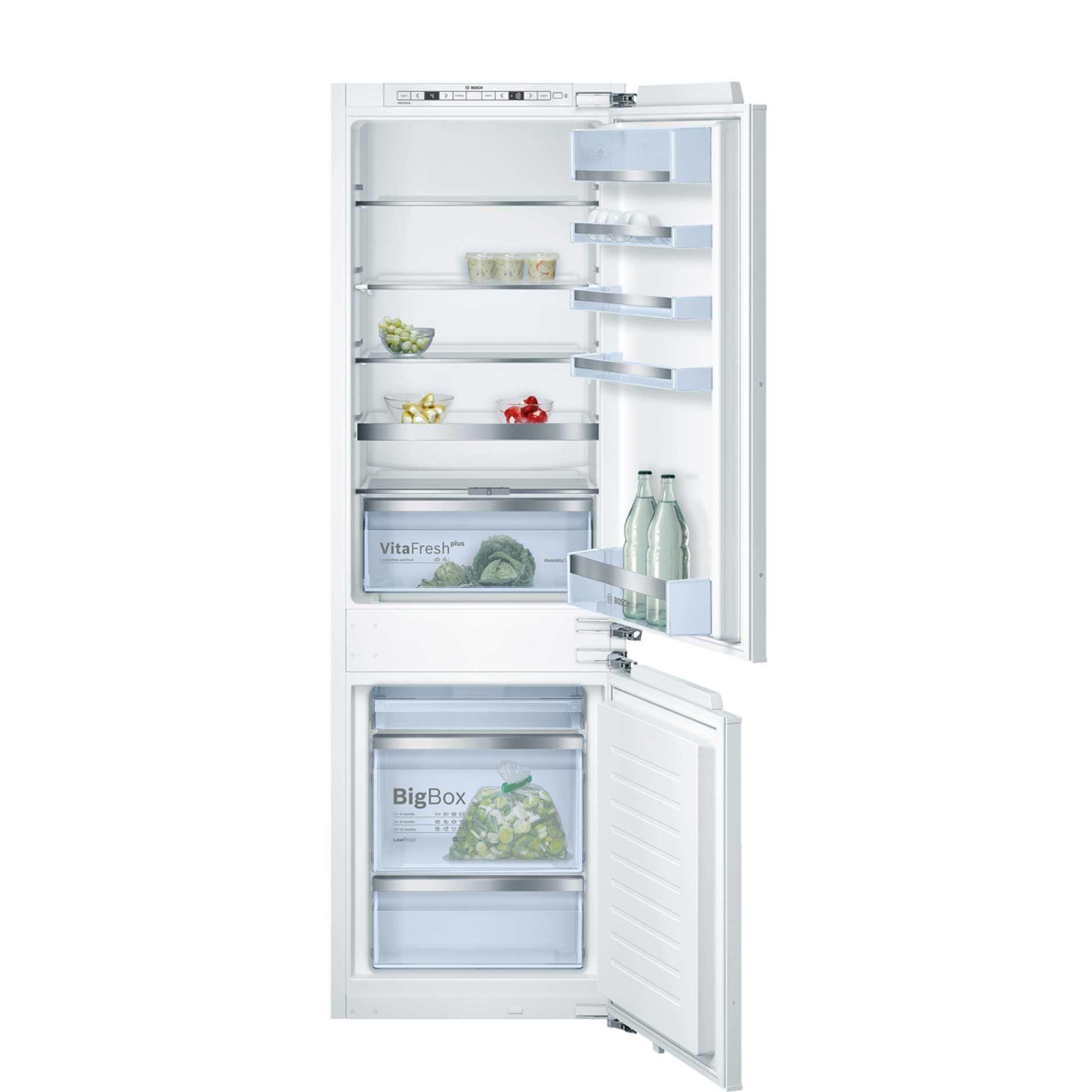 Bosch Kis86af30g Built In Fridge Freezer Appliance Source
