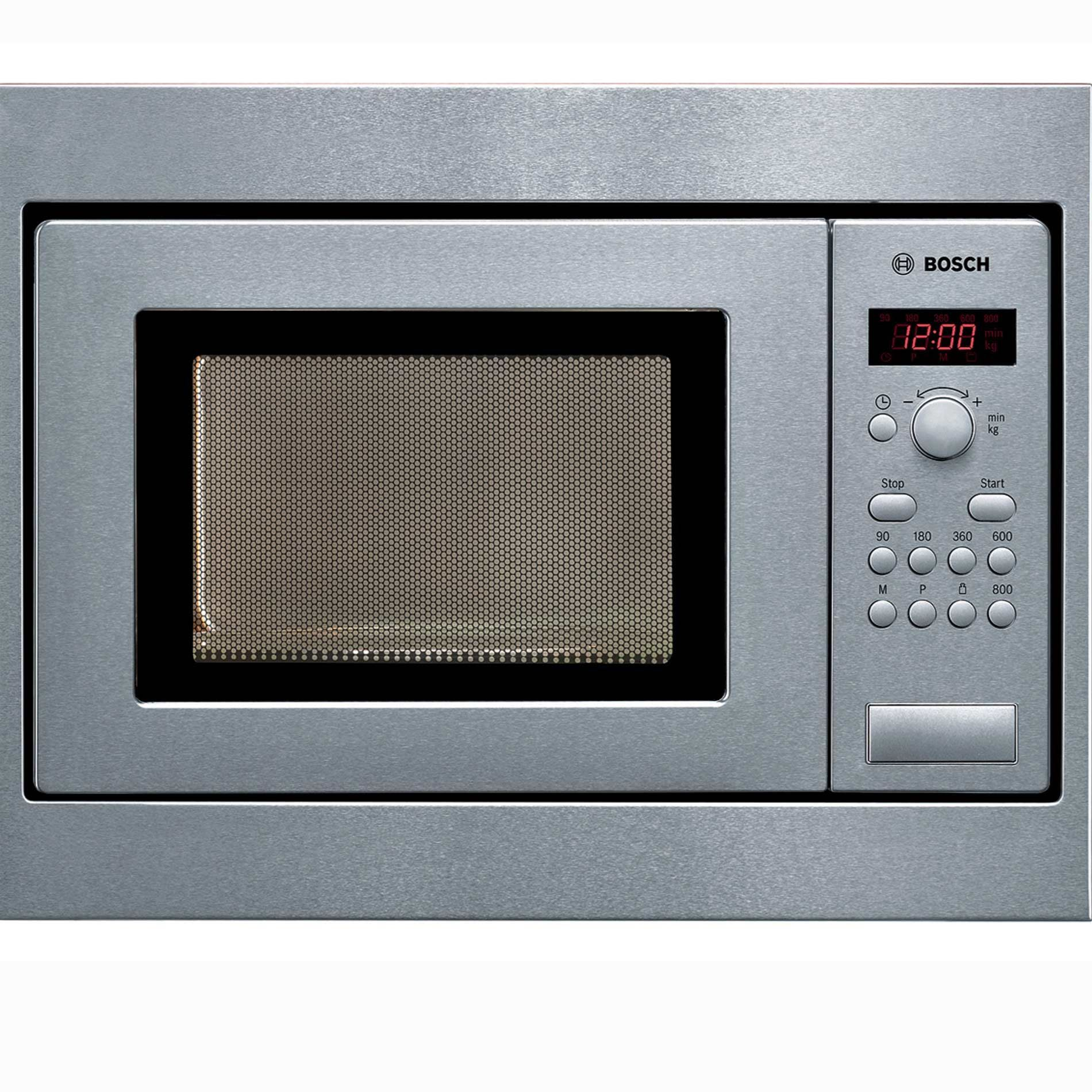 Bosch Hmt75m551b Built In Microwave Oven Appliance Source