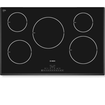 Picture of Bosch: DISCONTINUED PIM851F17E Induction Hob - Discontinued