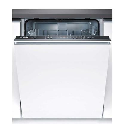 Picture of Bosch: SMV50C10GB Black Fully Integrated Dishwasher