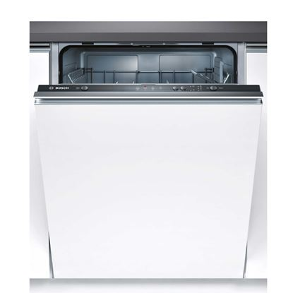 Picture of Bosch: SMV40C00GB Fully Integrated Black Dishwasher