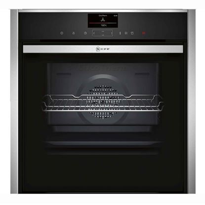 Picture of Neff: B47FS34N0B Full Steam Single Oven
