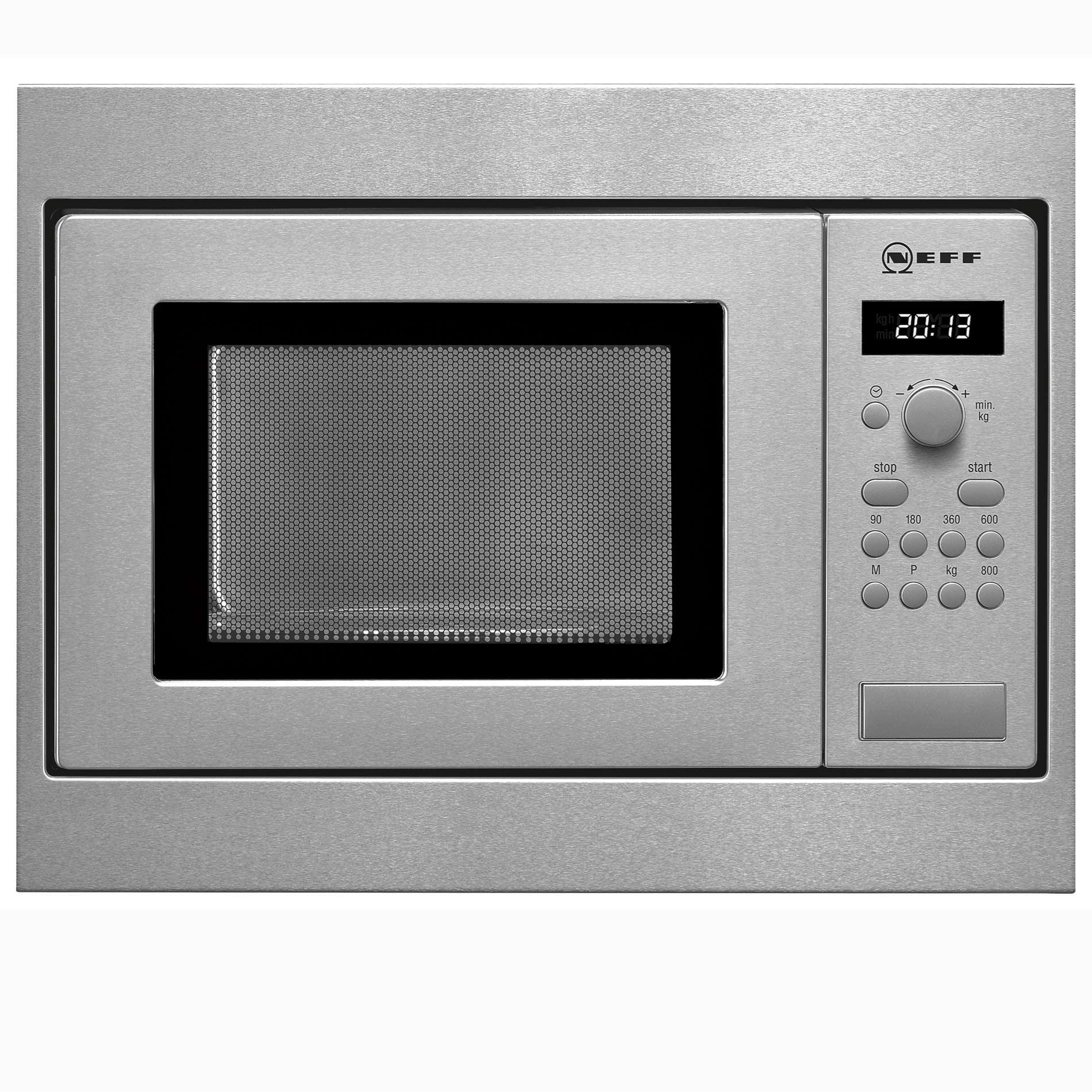 Neff H53w50n3gb Built In Microwave Appliance Source