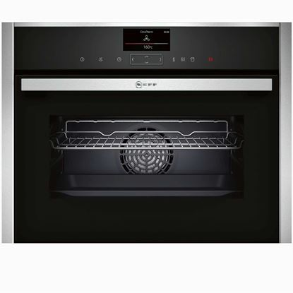 Picture of Neff: C17FS32N0B Steam Combination Oven