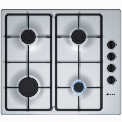 Picture of Neff: T26BR46N0 Stainless Steel Gas Hob