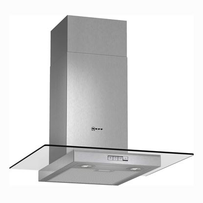 Picture of Neff: D86ER22N0B Chimney Hood Stainless Steel