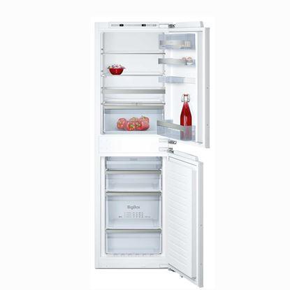 Picture of Neff: KI7853D30G 50:50 Built-in Fridge Freezer