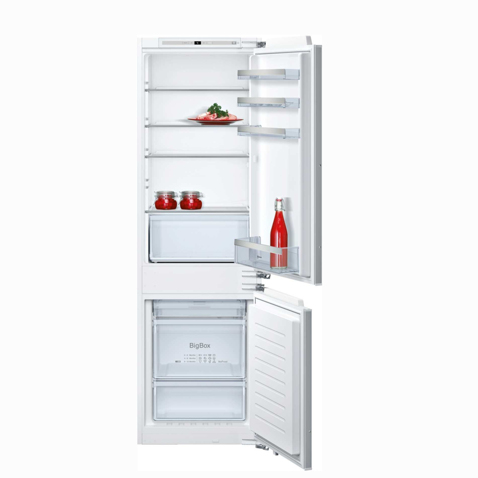 Picture of KI7862F30G Built In Fridge Freezer