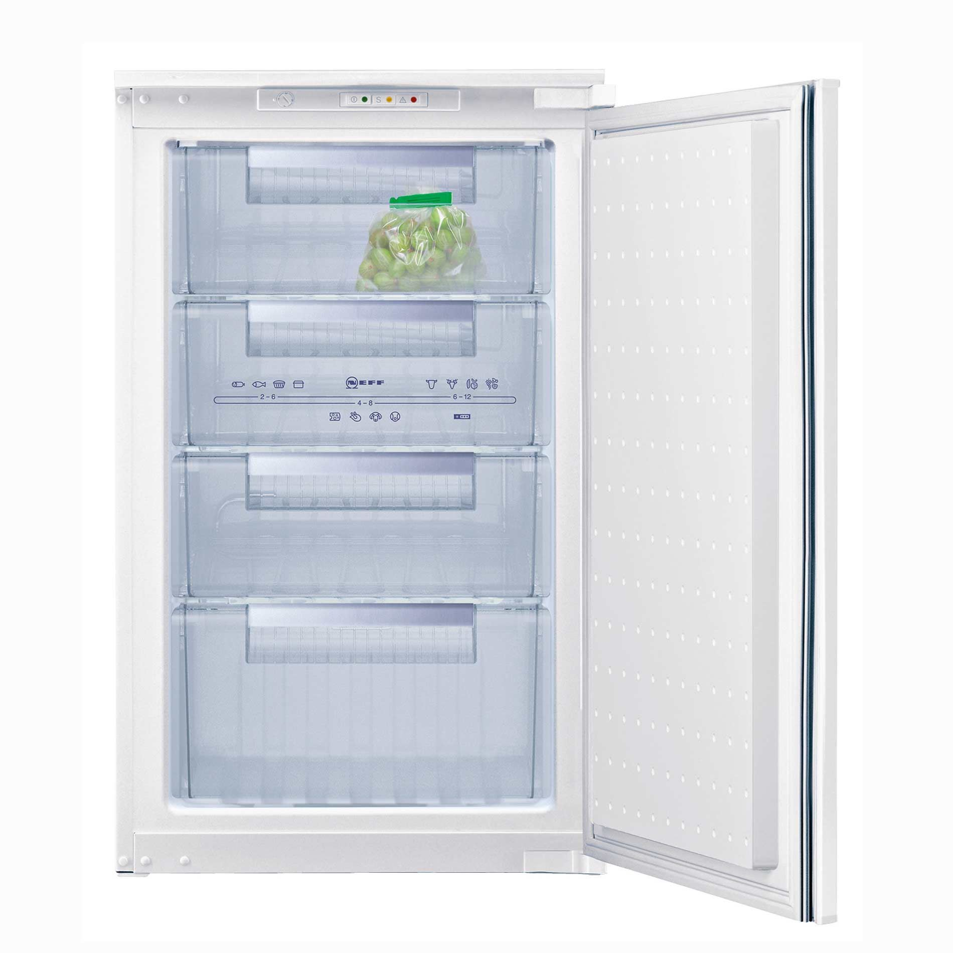 Appliance Source Neff G1524x7gb Built In Freezer