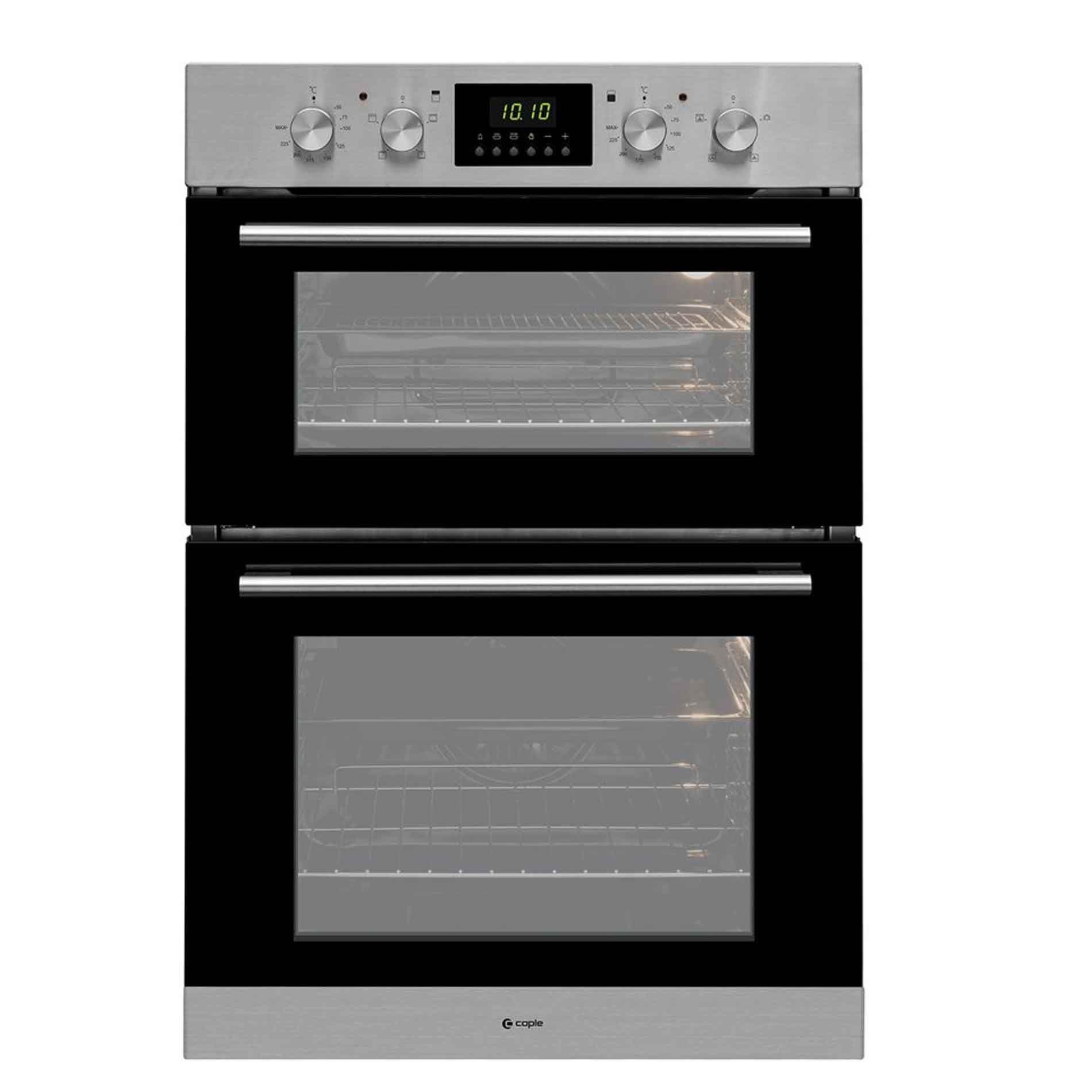 caple c3248 built in double oven appliance source. Black Bedroom Furniture Sets. Home Design Ideas