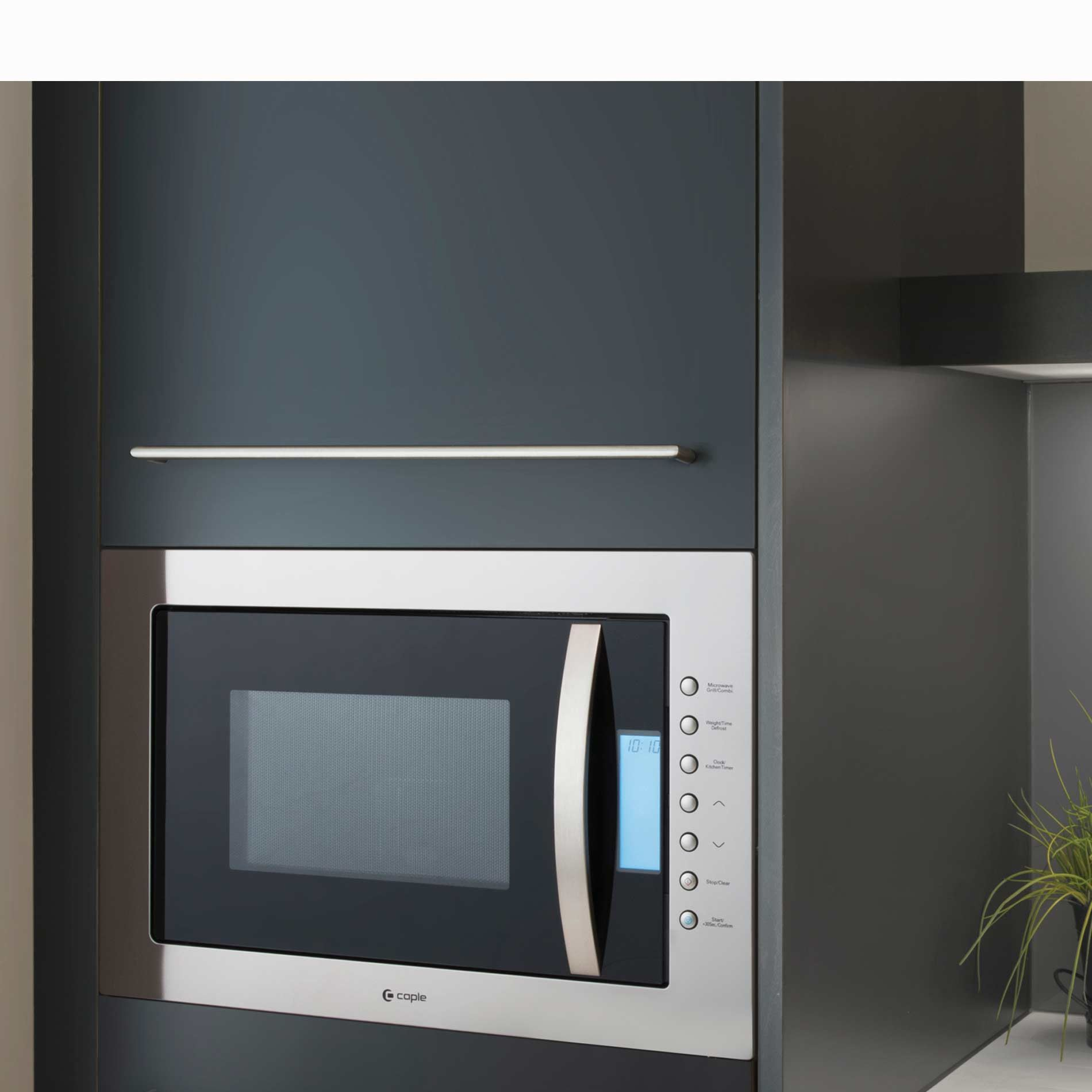 Caple Cm119 Built In Microwave With Grill Appliance Source