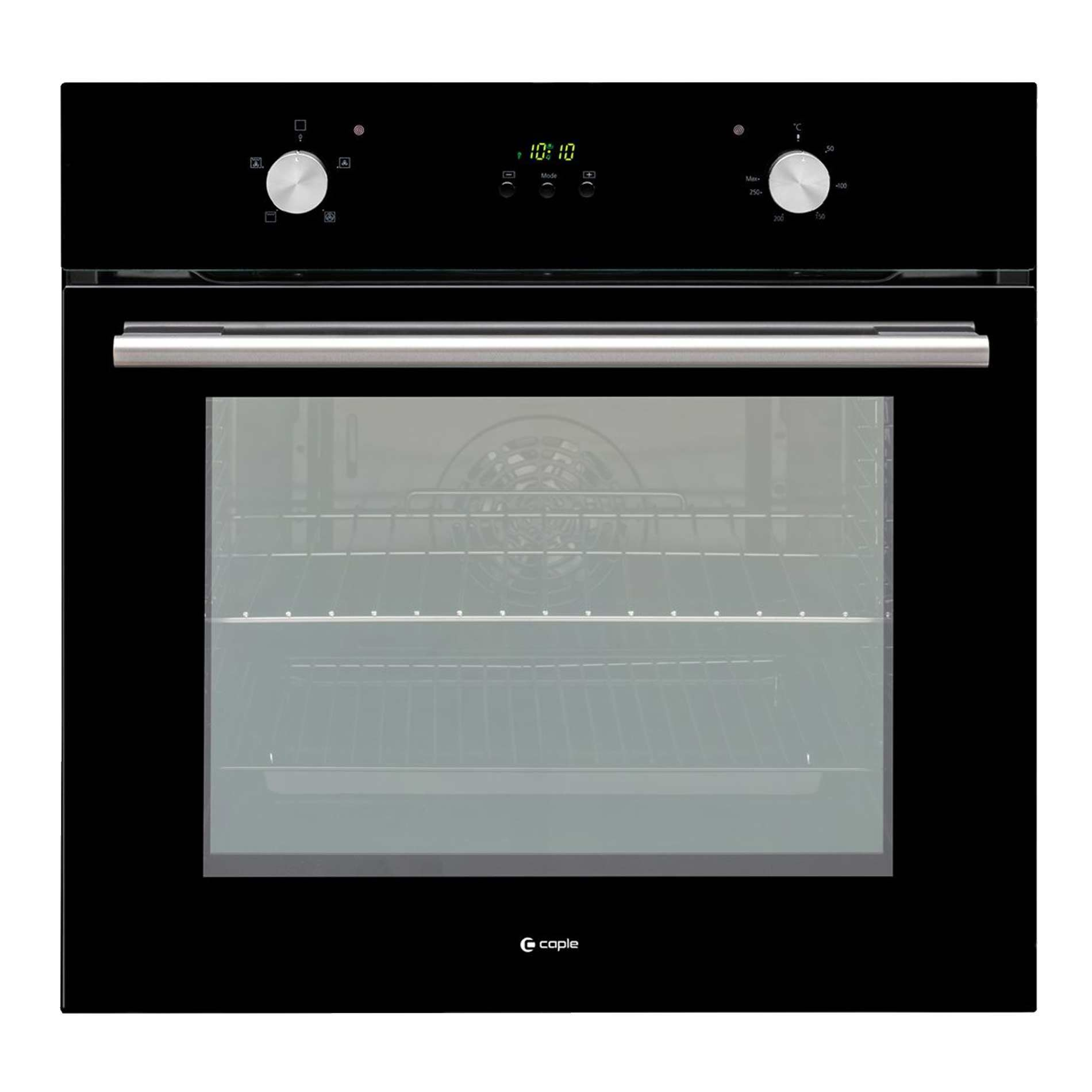 Picture of C2233BK Built-in Single Oven Black
