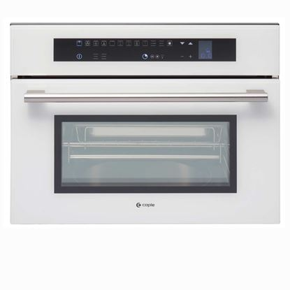 Picture of Caple: SO209WH Sense Built-in Steam Oven White