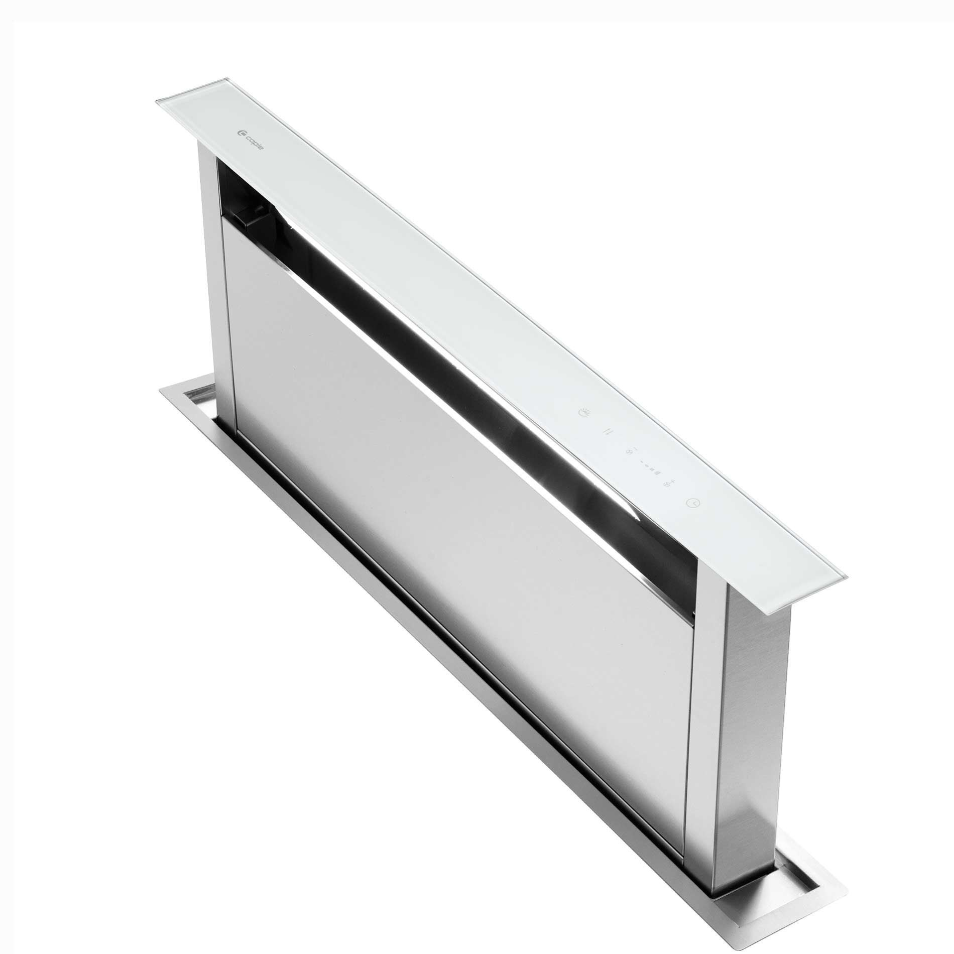 Picture of DD911WH Flush Downdraft Hood White