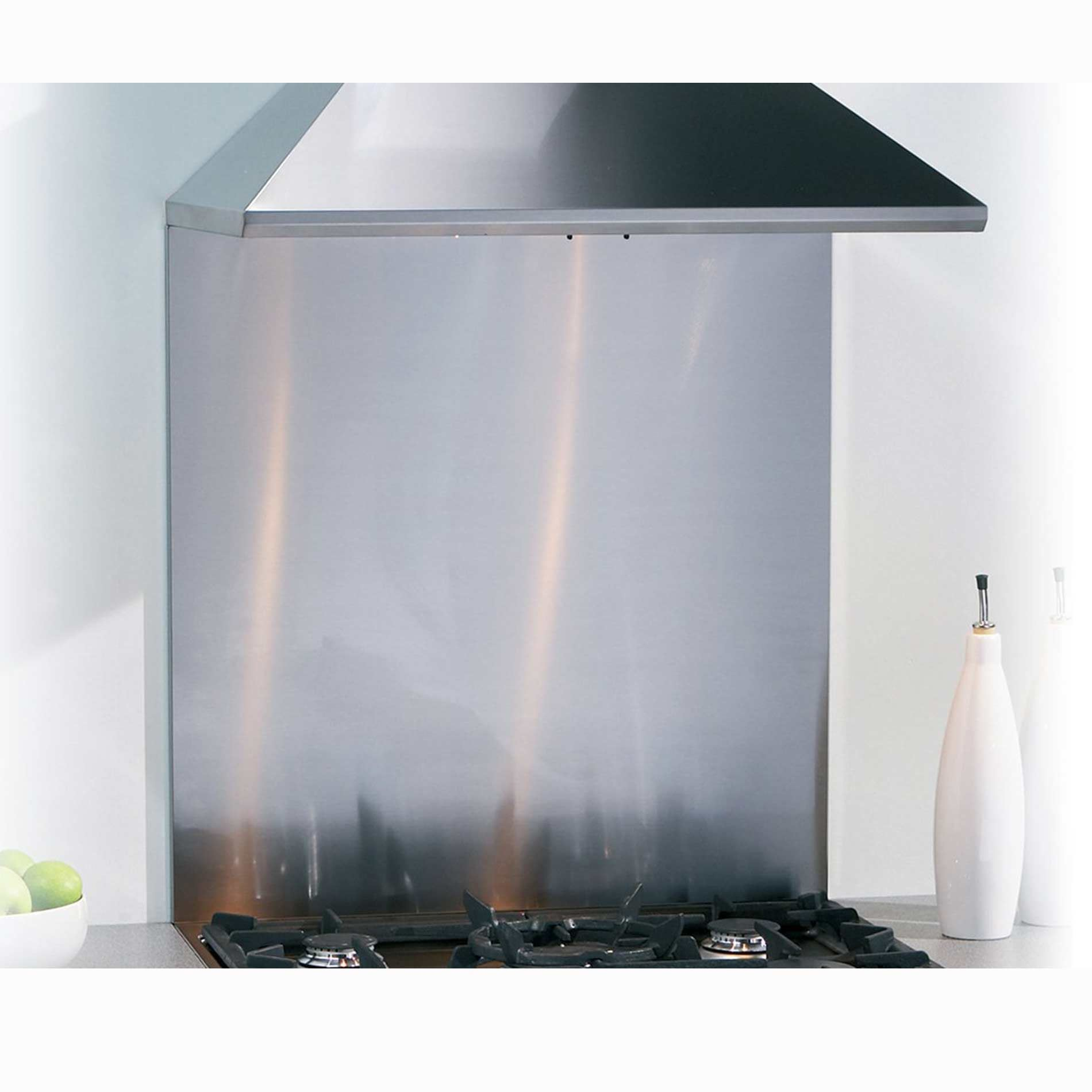 Picture of CSB1006 1000m Stainless Steel Splashback