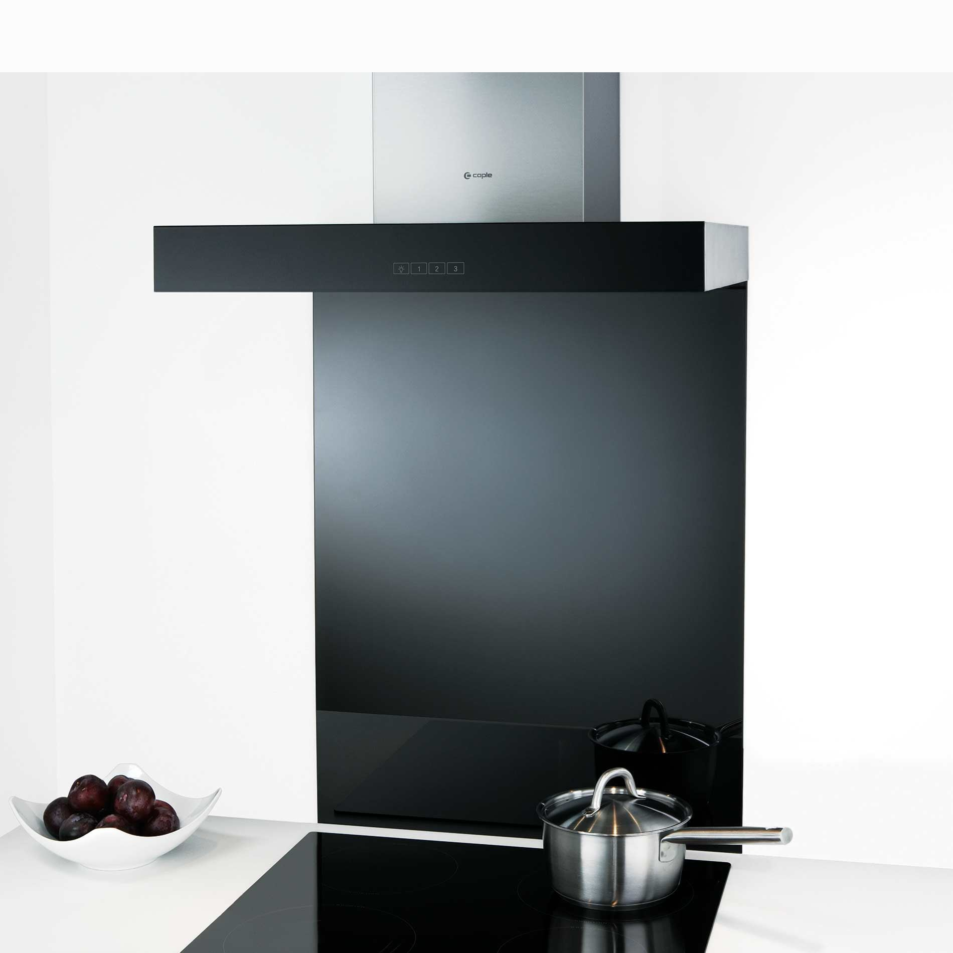 Picture of TSB600 Biscuit Toughened Glass Splashback