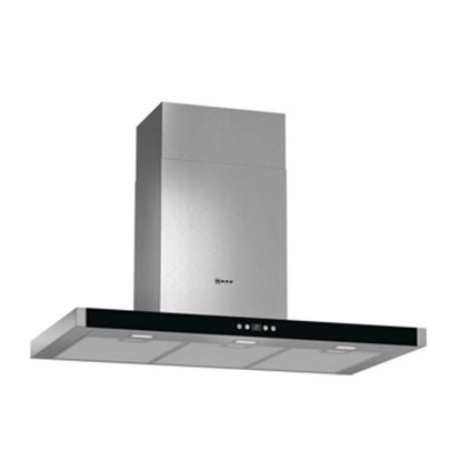 Picture of Neff: D79MH52N1B Chimney Hood Stainless Steel