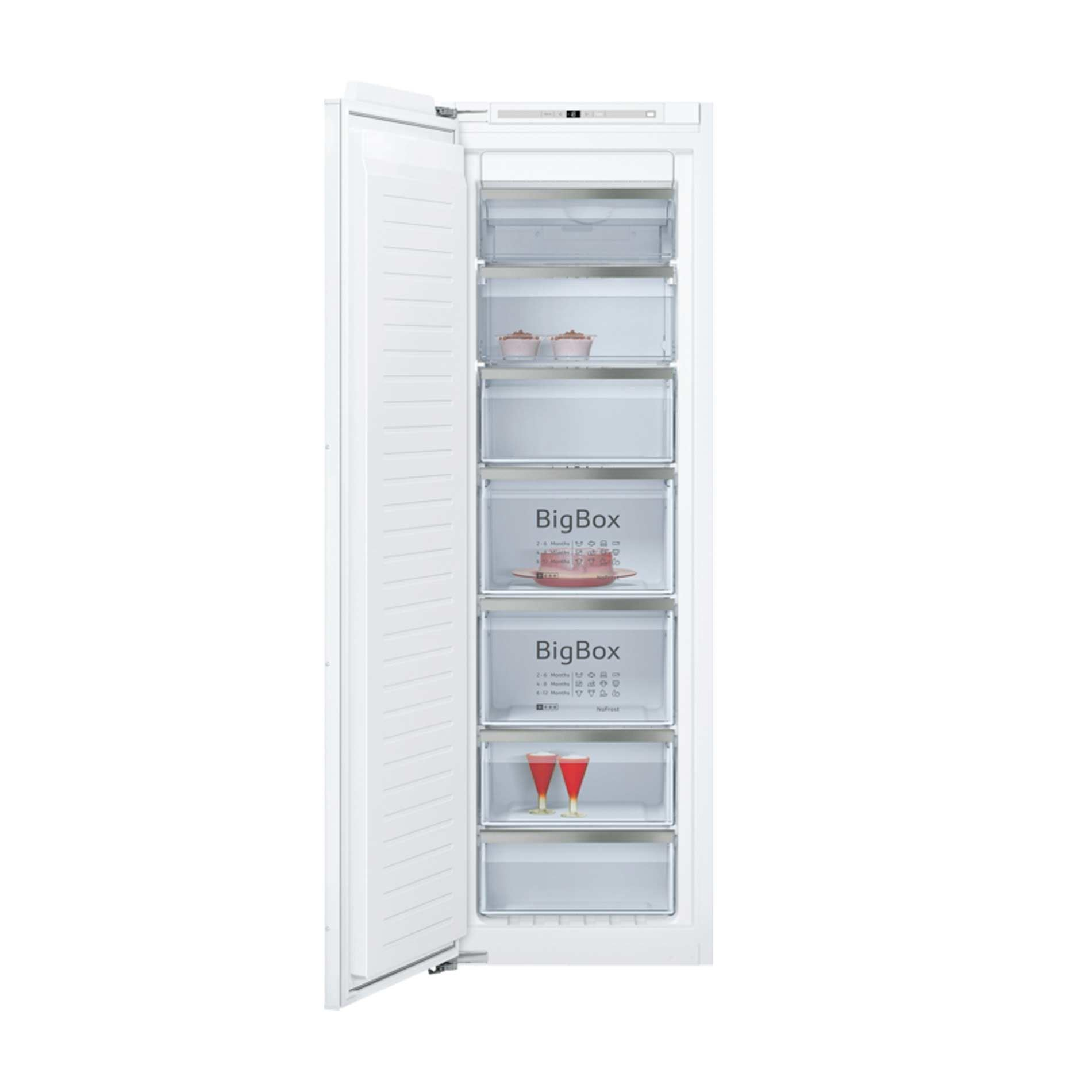 Picture of GI7813E30G Single Door Freezer