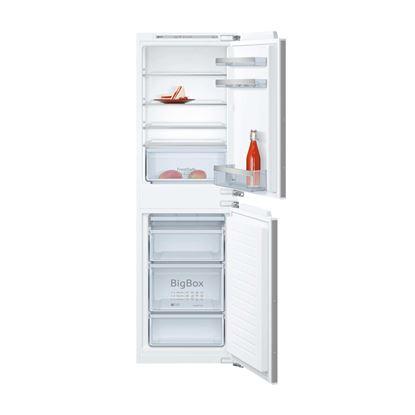 Picture of Neff: KI5852F30G 50:50 Integrated Fridge/Freezer