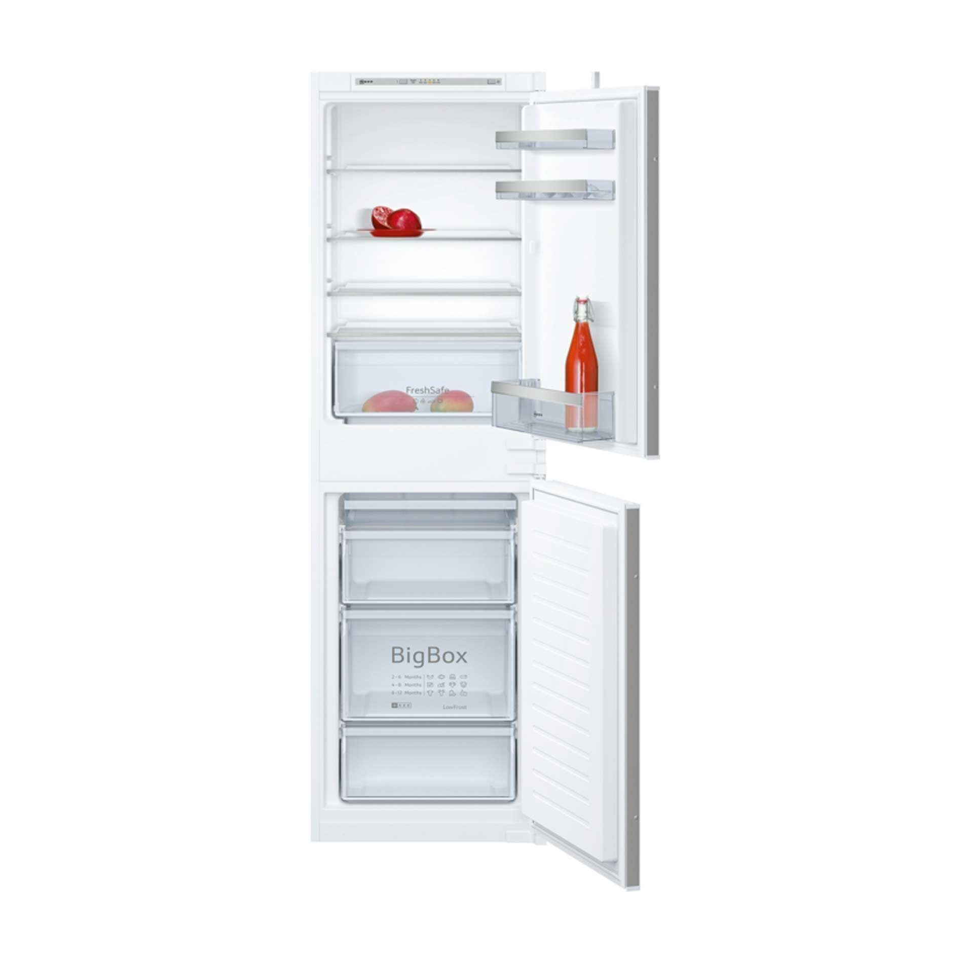 Picture of KI5852S30G 50:50 Integrated Fridge/Freezer