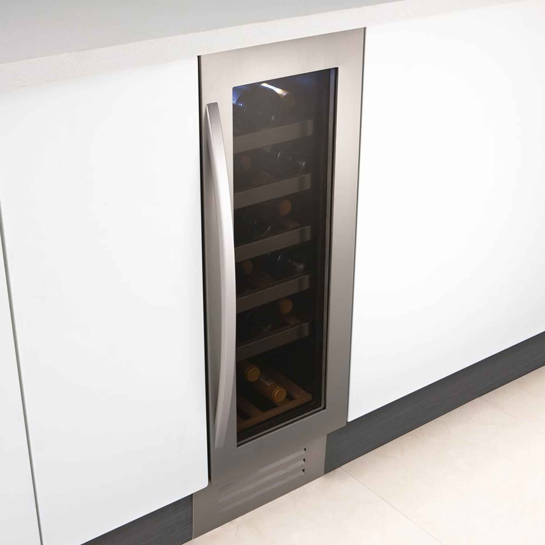 picture of wi3121 wine cooler w 295mm - Under Counter Wine Cooler