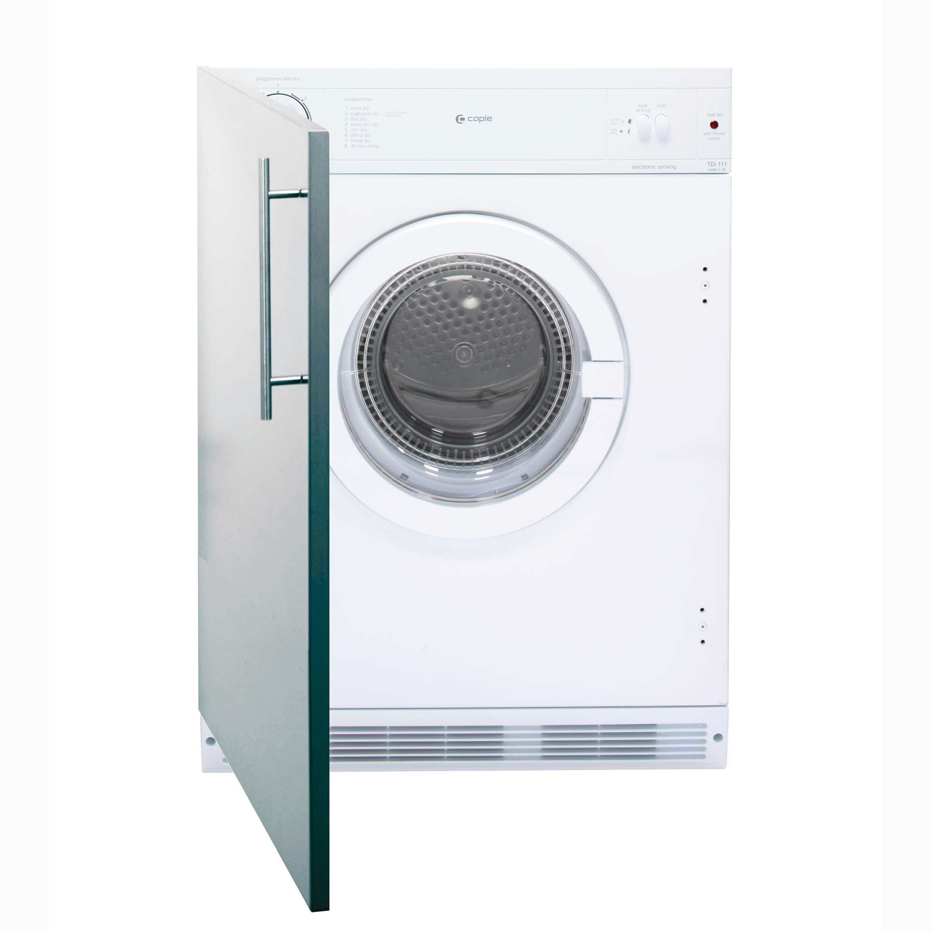 Picture of TDi111 Built-in Tumble Dryer