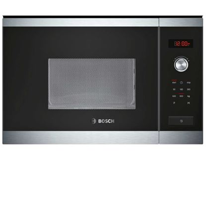 Picture of Bosch: HMT75M654B Compact Microwave Oven Brushed Steel