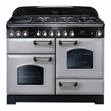 Picture of Classic Deluxe 110 Dual Fuel Royal Pearl Range Cooker