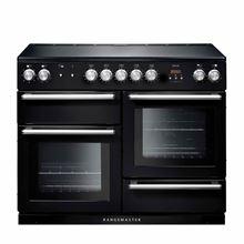 Picture of Nexus 110 Induction Black Range Cooker