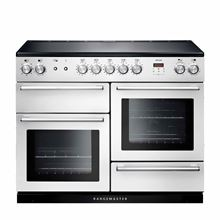 Picture of Nexus 110 Induction White Range Cooker