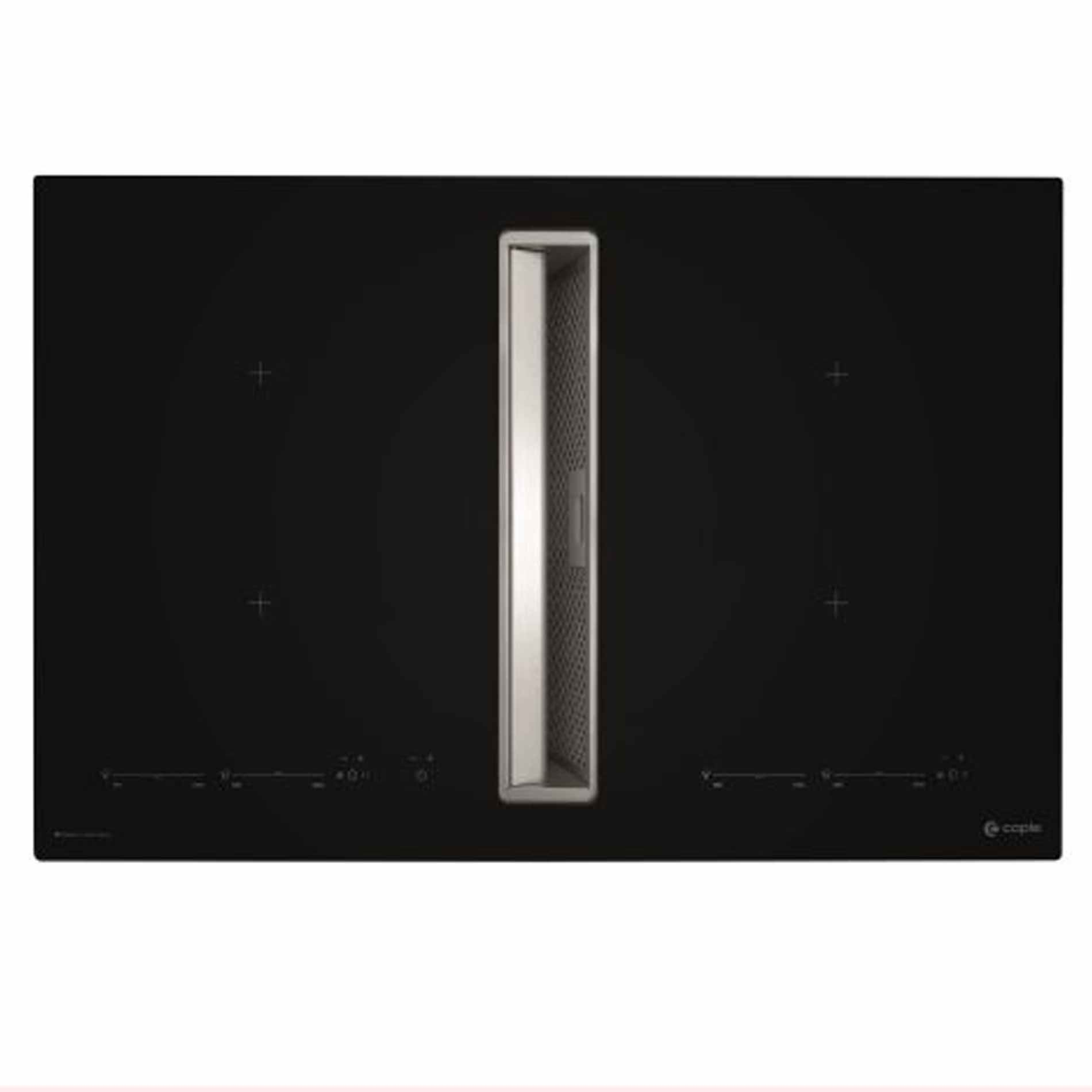 caple dd940bk induction downdraft extractor appliance source. Black Bedroom Furniture Sets. Home Design Ideas