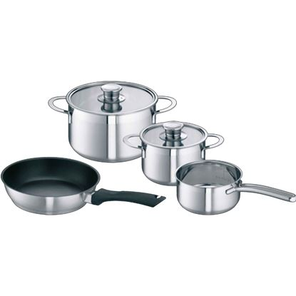 Picture of Bosch and Neff Induction Pan Set