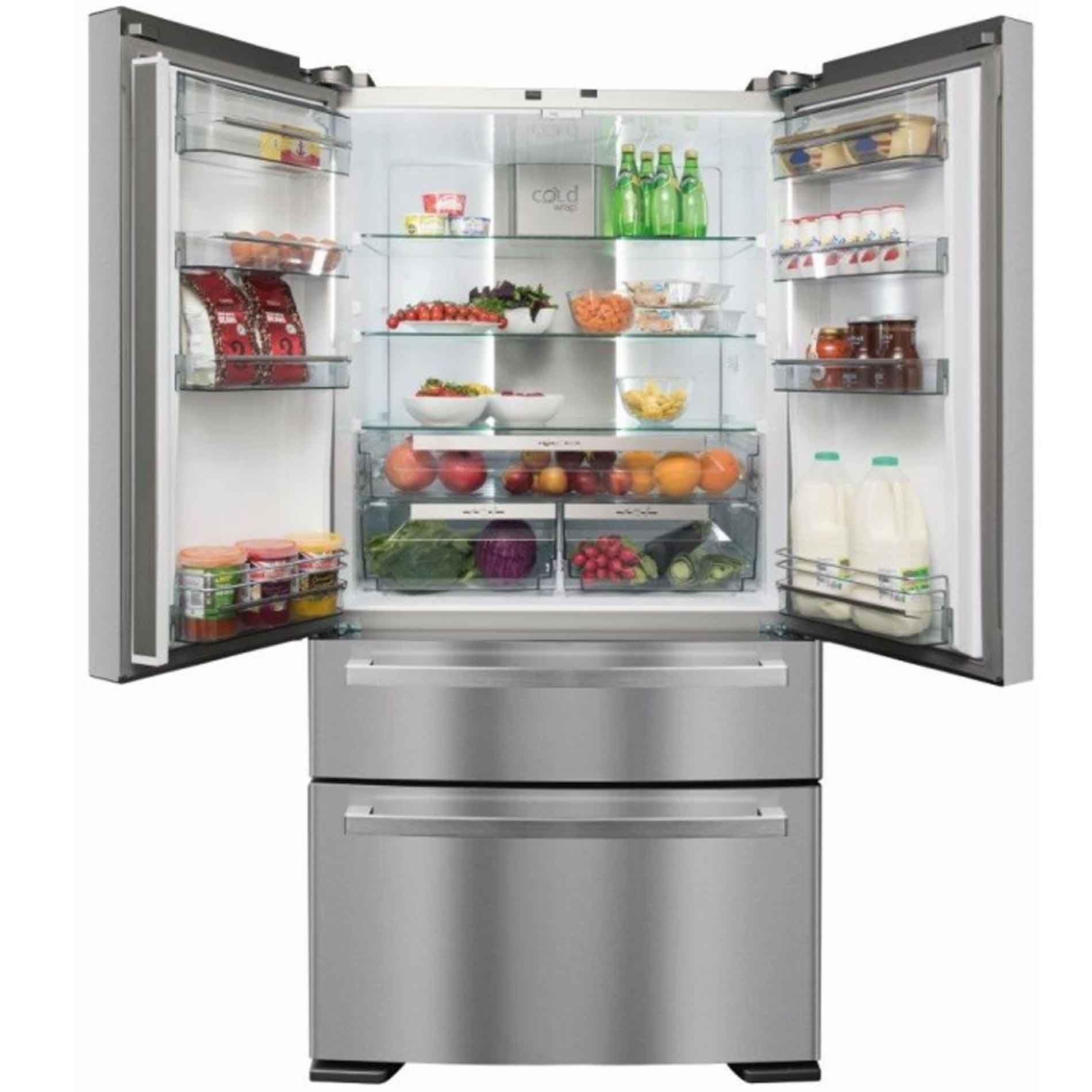 Caple Caff41 French Door Fridge Freezer Appliance Source