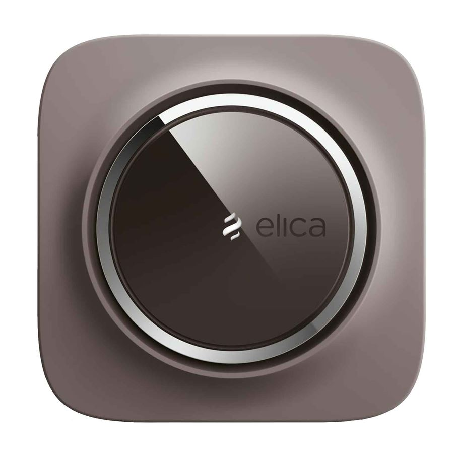 Elica Snap Sense Air Balancer Taupe Brown Appliance Source