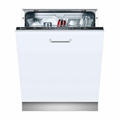 Picture of Neff: S511A50X0G 60cm Fully Integrated Black Dishwasher