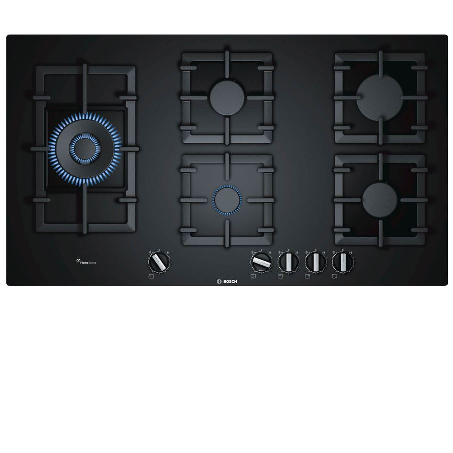bosch pps9a6b90 gas hob appliance source. Black Bedroom Furniture Sets. Home Design Ideas
