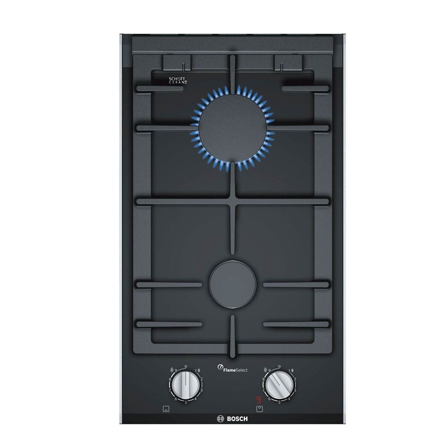 bosch prb3a6d70 domino gas hob appliance source. Black Bedroom Furniture Sets. Home Design Ideas