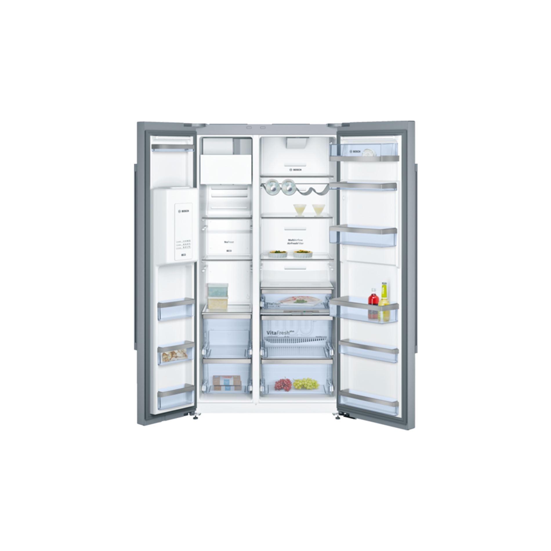 bosch kad92ai20g american style fridge freezer. Black Bedroom Furniture Sets. Home Design Ideas