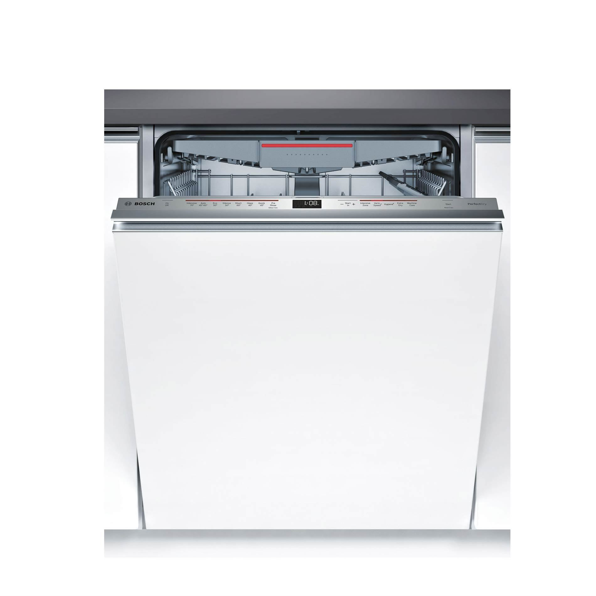 Picture of SMV68MD00G Silver Fully Integrated Dishwasher