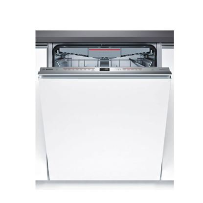Picture of Bosch: SMV68MD00G Silver Fully Integrated Dishwasher