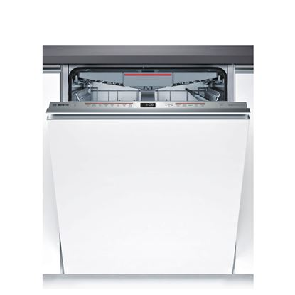 Picture of Bosch: SMV68MD01G Silver Fully Integrated Dishwasher