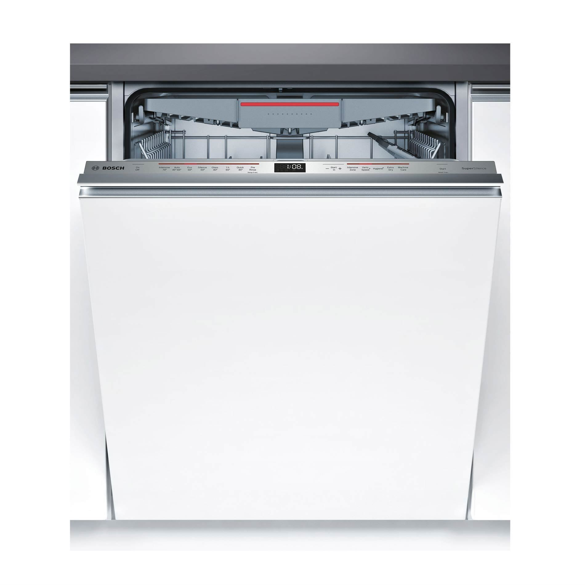 Picture of SMV68MD02G Silver Fully Integrated Dishwasher
