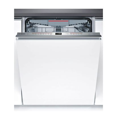 Picture of Bosch: SMV68MD02G Silver Fully Integrated Dishwasher